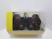 Пульт дистанционного управления проводной 1.8 м анти-шок джойстик геймпад Joypad для PlayStation 2 PS2