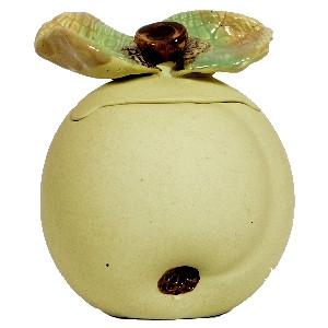 Ваза керамическая Яблочки