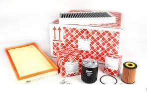 Комплект фильтров MB Vito (W639) 03-14 (воздушный/масляный/топливный/салона угол.)