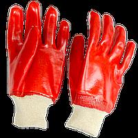 Перчатки красные (масло) (16)
