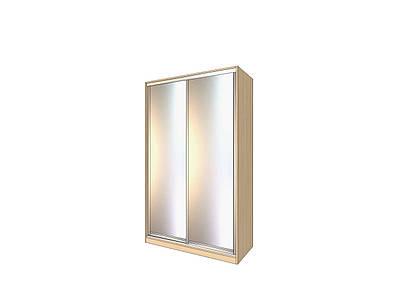 Двери раздвижные для шкафа купе зеркало