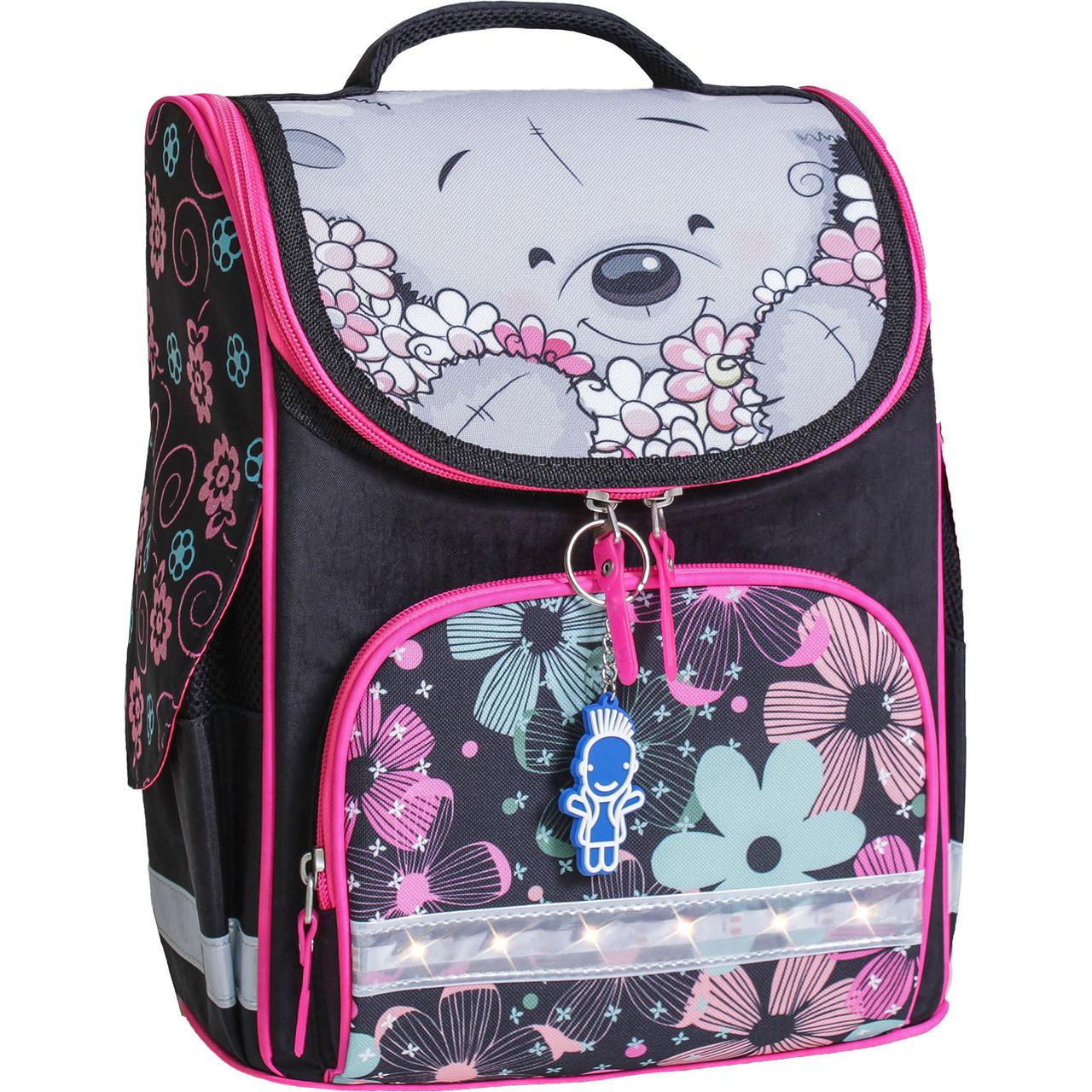 Рюкзак школьный Bagland Успех 00551703 (406) черный 12 л