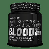 Предтренировочный комплекс BioTech - Black Blood + Caffeine (300 грамм)