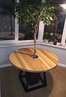 Обеденный стол Афины, ЛОФТ для дома, офиса, ресторана, кафе