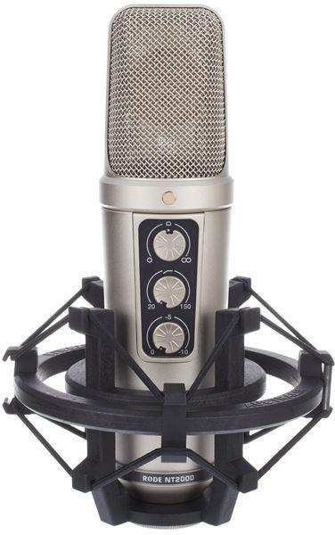 Микрофоны Rode NT2000