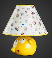 Детская настольная лампа Смайлики AR-004626 керамика