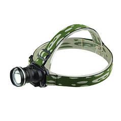 Налобный фонарь X-Balog BL-6807 30000W Зеленый (1018)