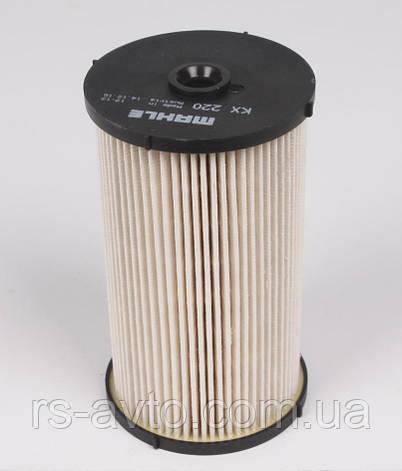 Фильтр топливный Volkswagen Caddy, Фольксваген Кадди 2.0SDI (UFI) KX 220D, фото 2