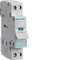 SBN116 Выключатель нагрузки 1P 230В/16А Hager