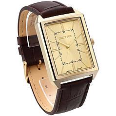 Мужские наручные часы Dictac Коричневый
