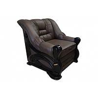 Кресло Гермес коричневый Элизиум, фото 1