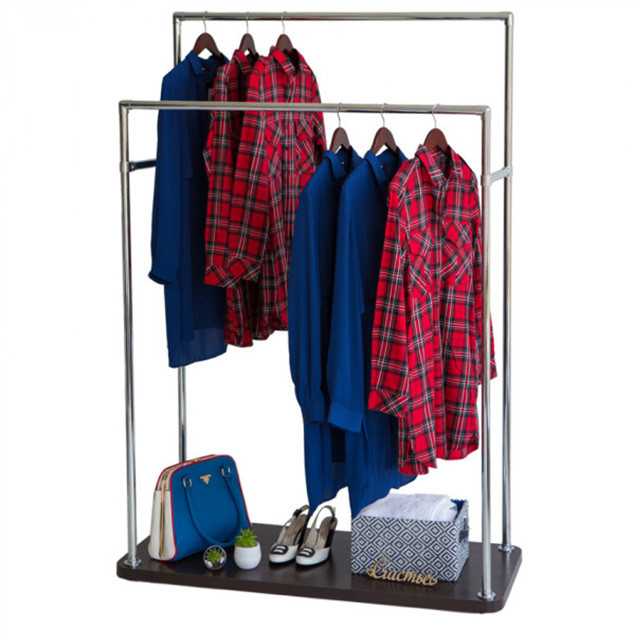 Напольная стойка для одежды «БЮС 6»