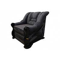 Кресло Гермес темно-серый Элизиум, фото 1