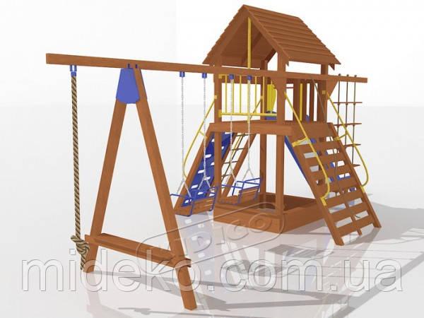 Детский комплекс Вилла плюс