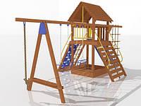 Детский комплекс Вилла плюс, фото 1