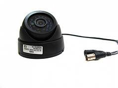 Внешняя цветная камера видеонаблюдения CCTV 349 (hub_np2_0612)