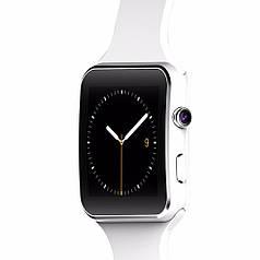 Умные часы Smart Watch UWatch X6D White (hub_lhgY88239_my)
