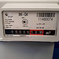 """Счетчик газа мембранный Elster BK-G4 (1""""1/4 дюйма), фото 1"""