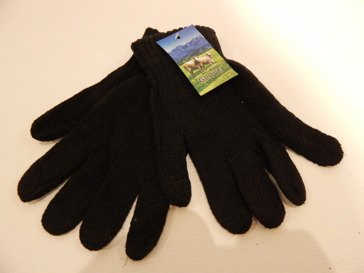 Перчатки  мужские демисезонные Glove р.S( 7 )  019PMZ