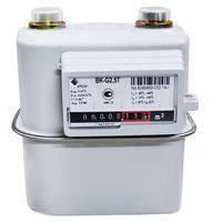 Счетчик газа мембранный Elster BK-G2.5 Т (3/4 дюйма)