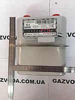 Лічильник газу мембранний Metrix Метрікс G 2,5 T(3/4 дюйма), фото 1