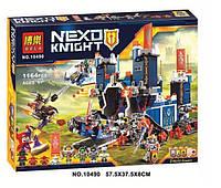 Конструктор Bela 10490 Nexo Knights Нексо Найтс Мобильная крепость Фортрекс 1164 деталей, фото 1
