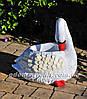 Садовая фигура Лебеди кашпо, фото 6