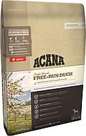 Acana Free-Run Duck( Акана Фри-Рун Дук) - корм для щенков и взрослых собак  2 кг, фото 1