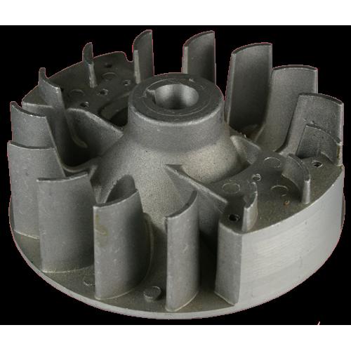 Маховик ( магнето ) бензокосы
