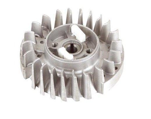 Маховик з пластиковими собачками GL 45/52