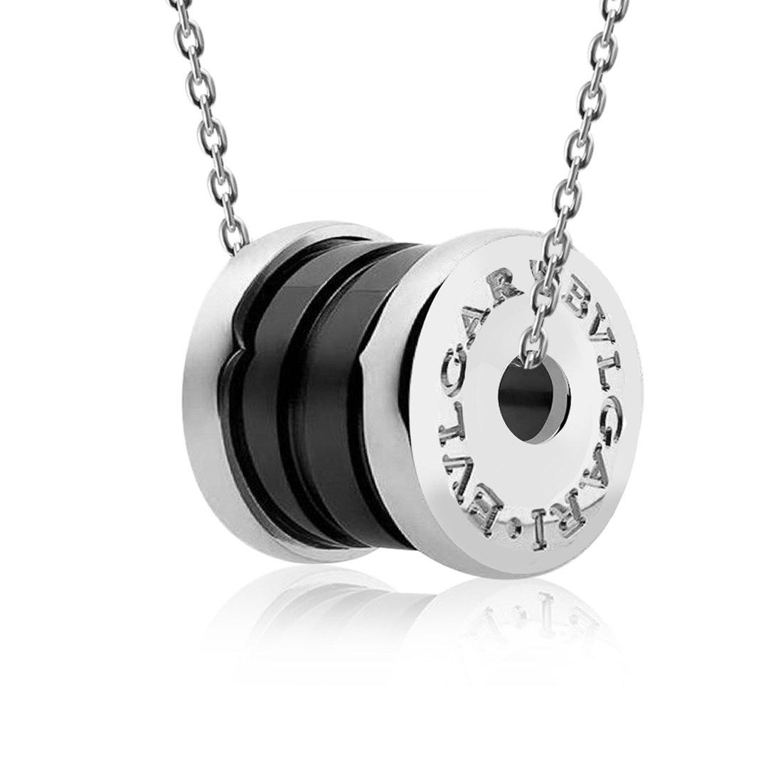 """Срібний кулон Kigmay Jewelry репліка 1:1 """"Bvlgari Zero1"""""""