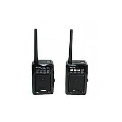 Радио рации PTT Golon RX-D3 Black (hub_np2_0142)