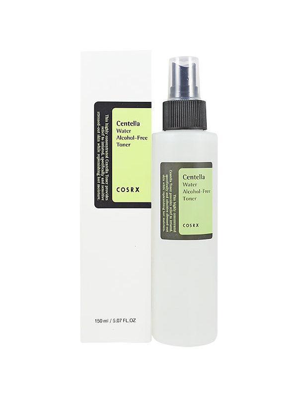 Тонер с экстрактом центеллы для чувствительной кожи COSRX Centella Water Alcohol-Free Toner, 150 мл