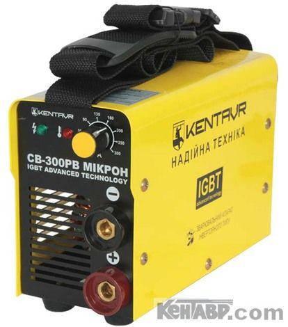 Сварочный инвертор Кентавр РБ 300 микрон, фото 2