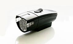 Велосипедные фонари (набор) КК 860 Черный (hub_np2_0601)