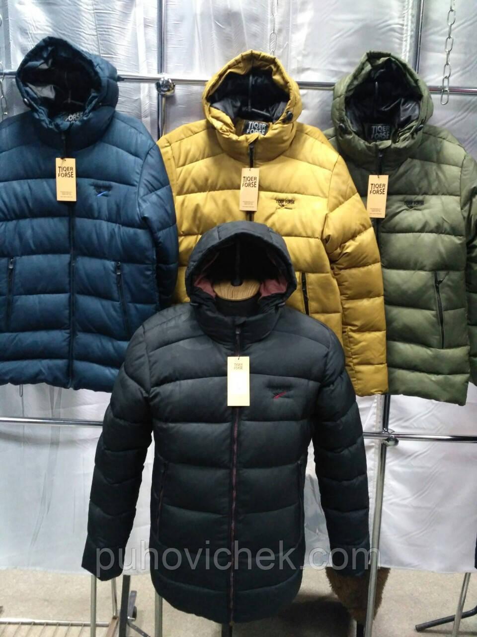 Мужская зимняя куртка от производителя хорошего качества
