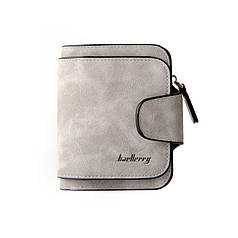 Кошелек женский Baellerry Forever Mini Gray (hub_np2_0054)
