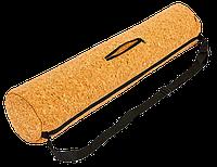 Чехол для йога коврика Yoga bag пробковый 65х13 см, фото 1