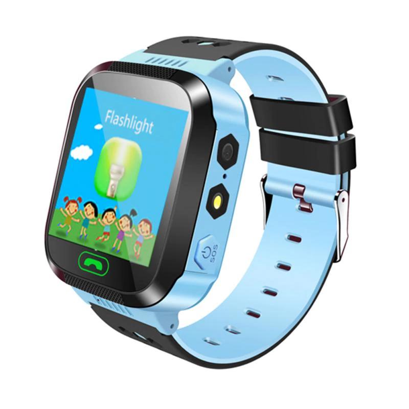 Детские смарт-часы Q528 (товар уценен)