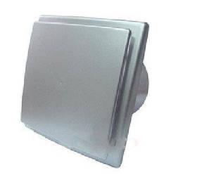 Вентиляторммotors JSC OK-01 Серебристый c клапаном