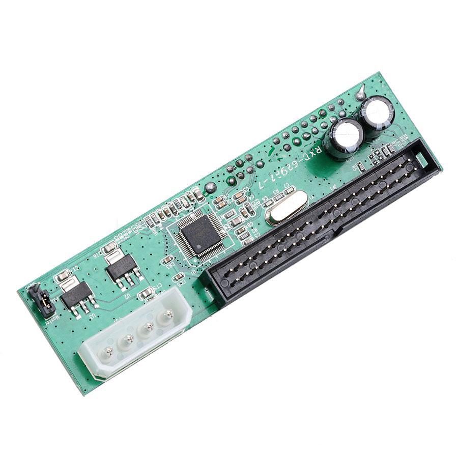 Адаптер для підключення Sata пристроїв в Ide 40pin
