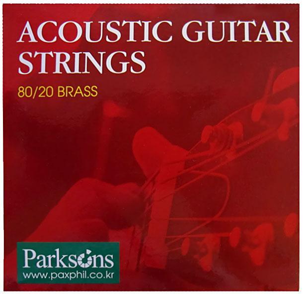 Струни для акустичної гітари PARKSONS S1048 ACOUSTIC XL (10-48)