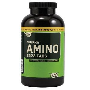 Аминокислоты Optimum Nutrition Amino 2222 (160 таб.)