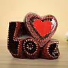 Ваза керамическая Love, фото 3