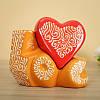 Ваза керамическая Love, фото 4