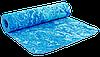 Коврик для фитнеса и йоги SP-Planeta PER 8мм синий