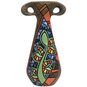 Ваза керамическая Чебурашка