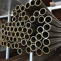 Труба латуннаЛ63 ф 10*1,0*3000 ДКРНМ