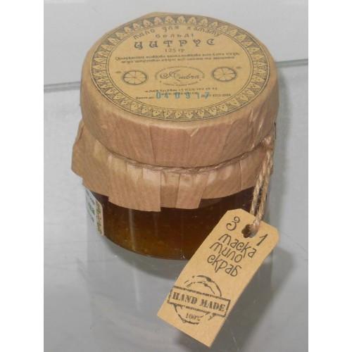 Мыло бельди «Цитрусовое», 125 г