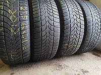Зимние шины бу 215/60 R16 Dunlop